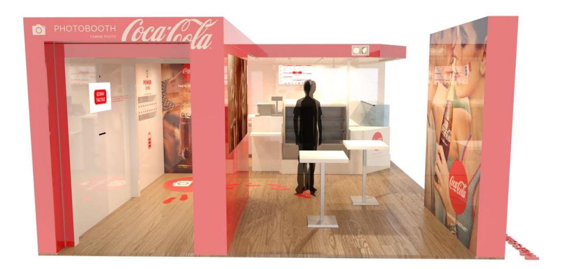 Coca Marseille Saint Charles